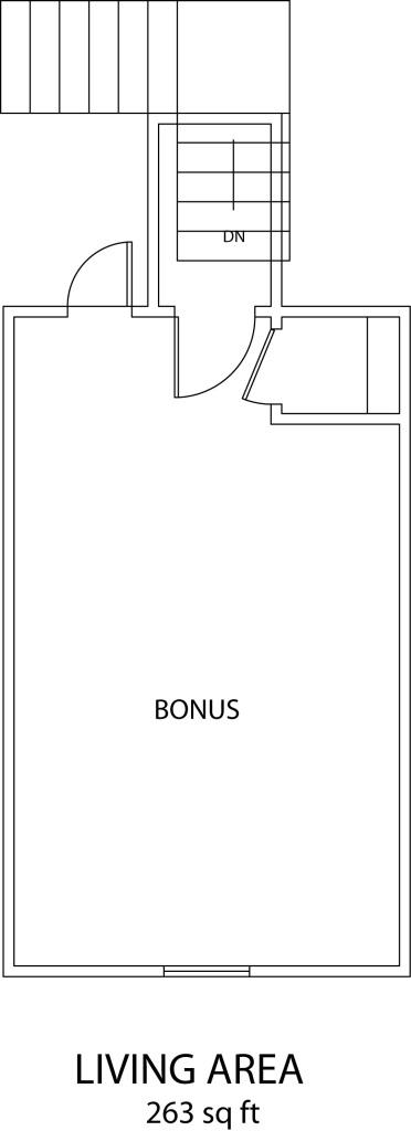 Belleview Bonus Upstairs