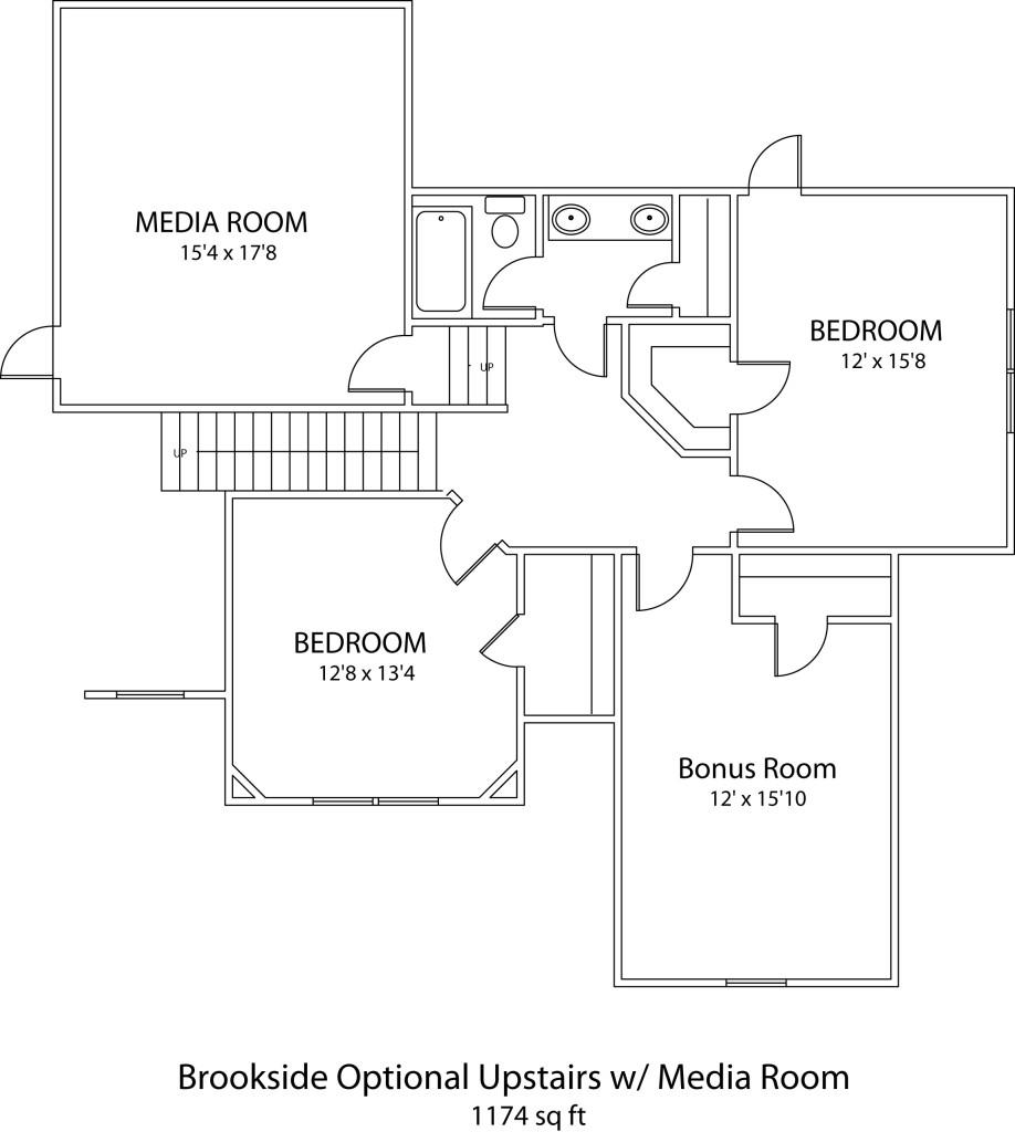 Brookside Optional Upstairs