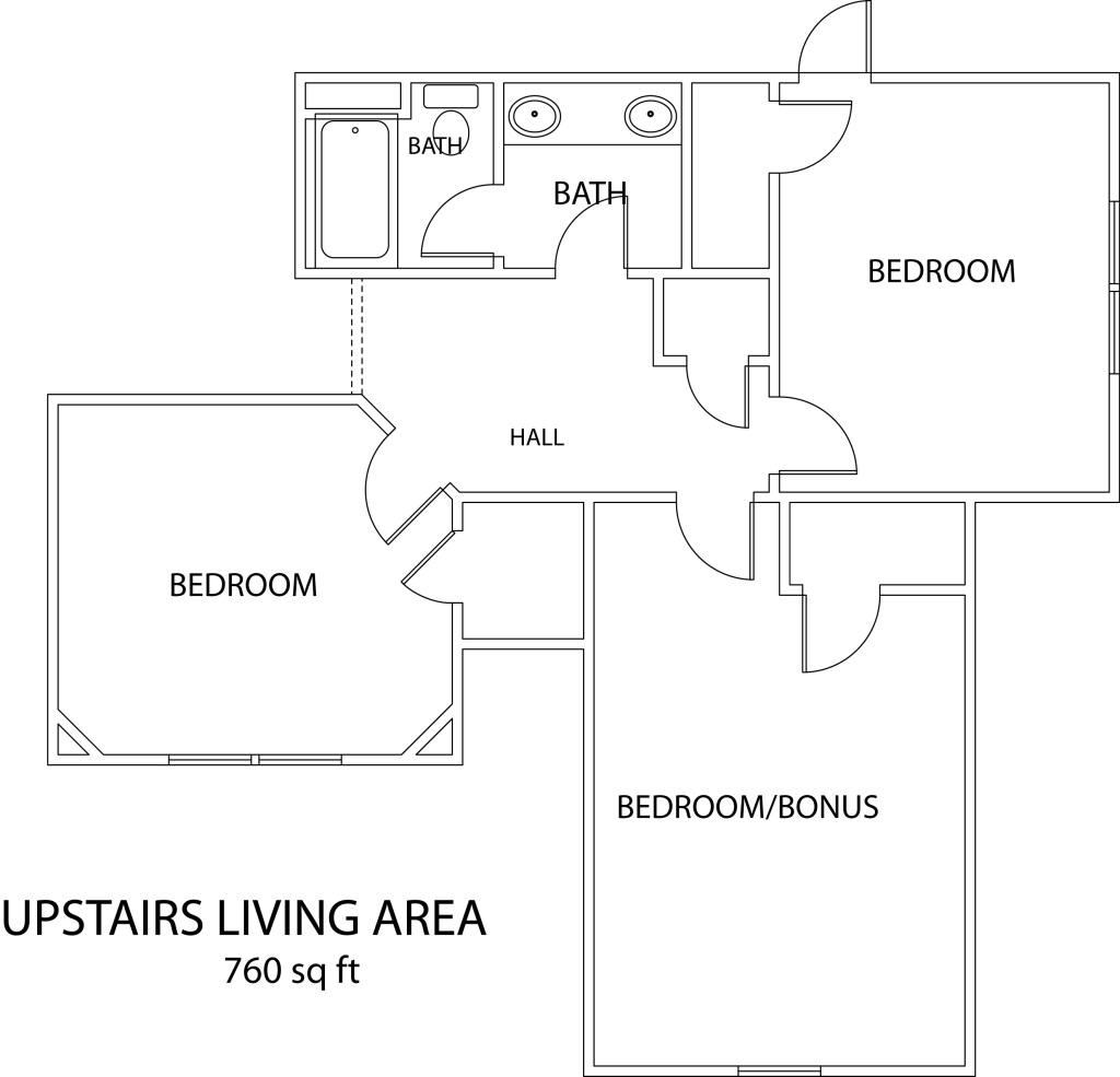 Brookside Upstairs