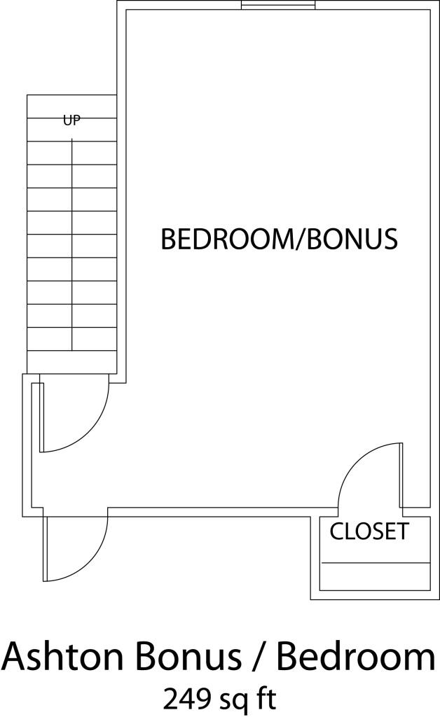 Ashton Bonus Upstairs