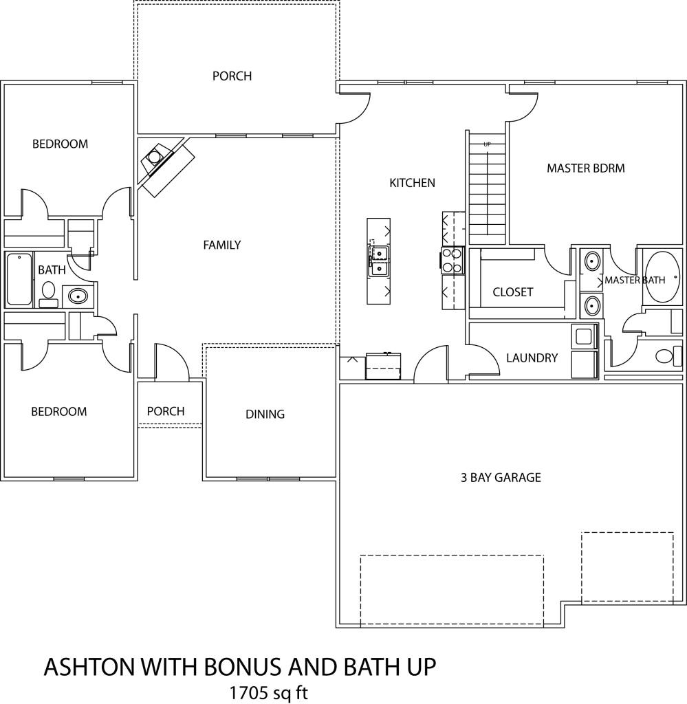 Ashton WDR Bonus Bath Main
