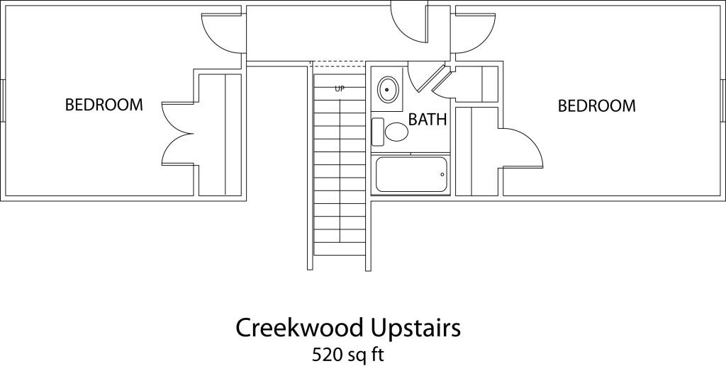 Creekwood Upstairs