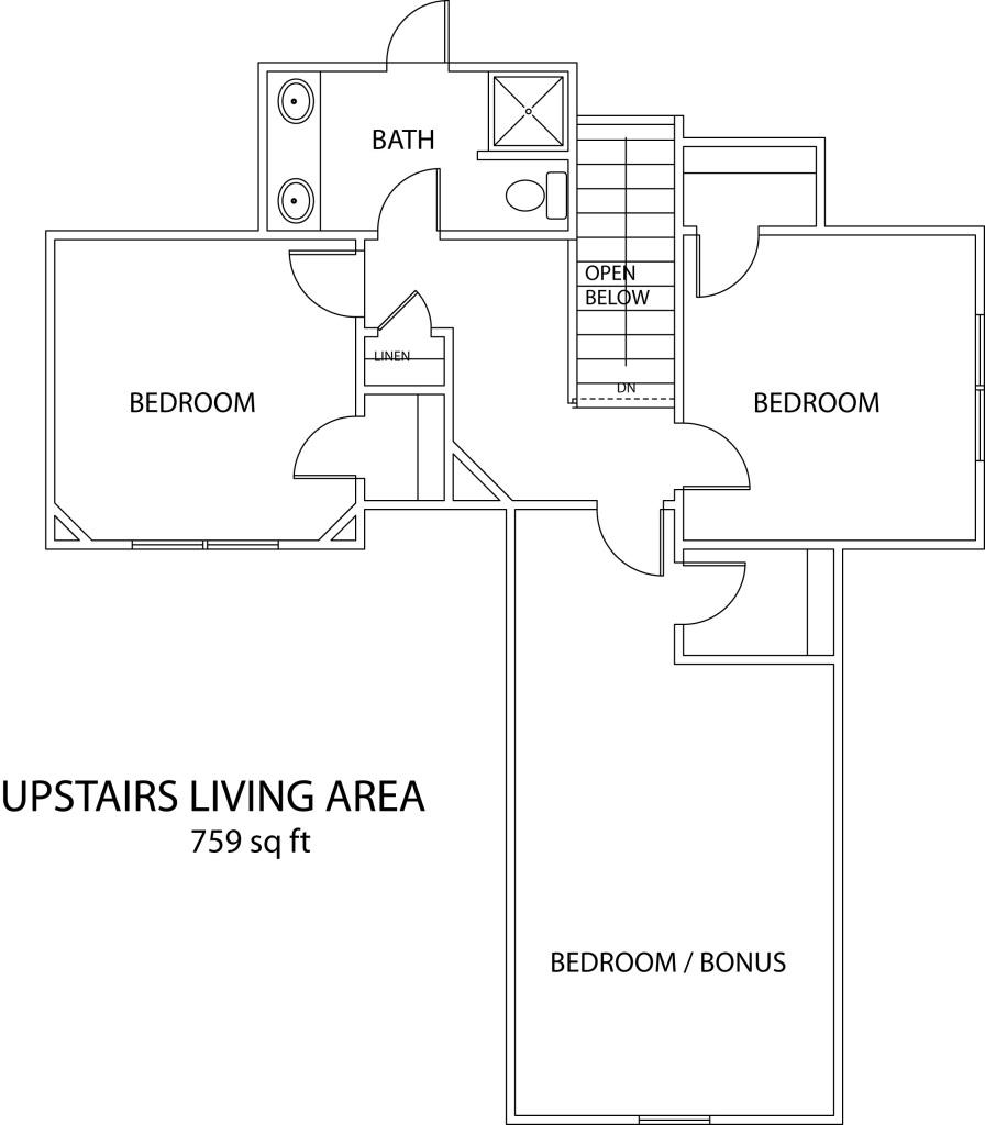 Hampton Upstairs